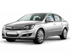 Opel Astra H 2004-2014 седан